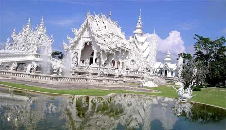 Белый храм в Тайланде - самая полнаяя информация для туриста