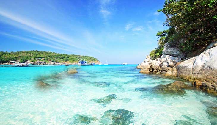 Отдых в Пхукете Таиланд Сезон по месяцам отели пляжи температура воды и воздуха когда ехать с детьми