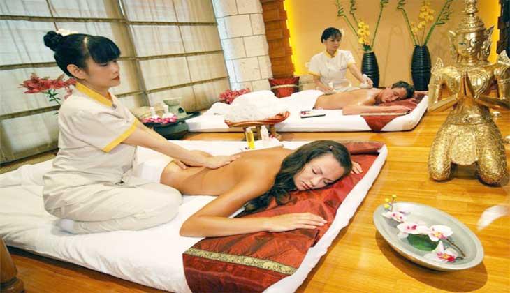 Цены на массаж в Тайланде