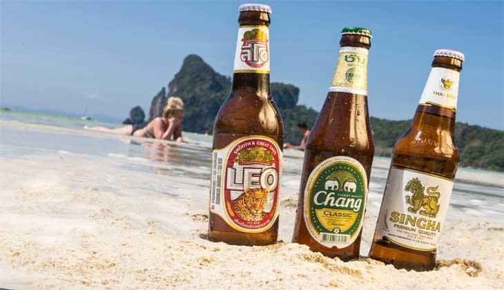 Что пьют в тайланде алкоголь